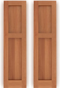 Estate Millwork S Board And Batten Shutters For Your Boston Home Are Made From Top Grade Wood