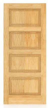 Custom Entryways - Estate Millwork