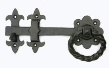Floral Gate Latch 10 Latch Only - For Dummy Application