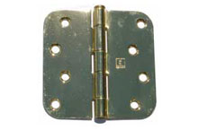 Door Hinge - Brass