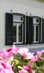 Outdoor Shutters, Exterior Shutters For Windows | Outdoor Shades